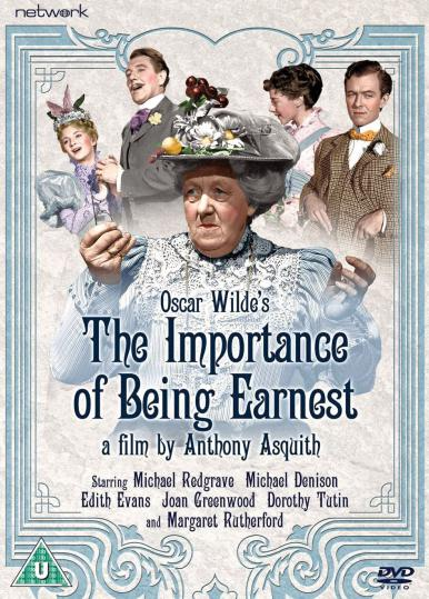 The Importance of Being Earnest DVD from Network and The British Film