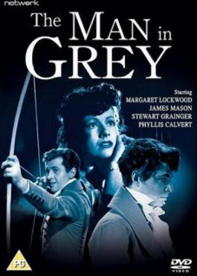 The Man in Grey DVD from Network, 2007