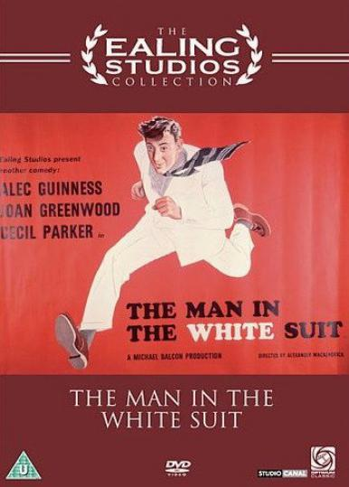 The Man in the White Suit DVD from aling Studios, 2006