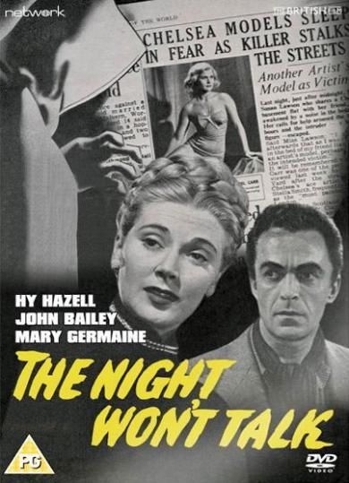 The Night Won't Talk DVD from Network and the British Film