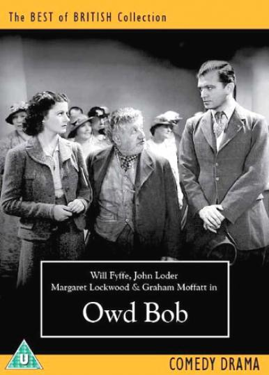 Owd Bob DVD with Margaret Lockwood, Will Fyffe and John Loder