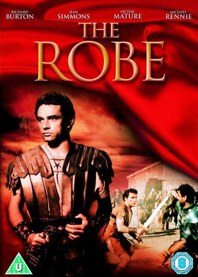 The Robe DVD from 20th Century Fox, 2012
