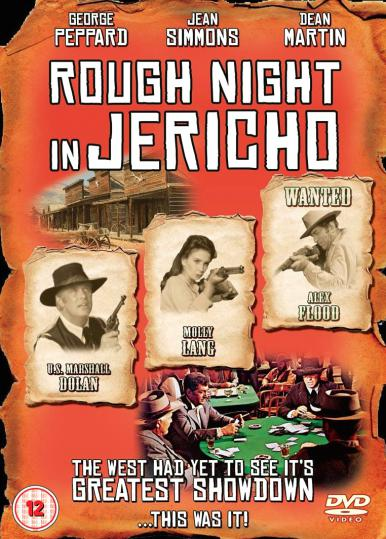 Rough Night in Jericho DVD