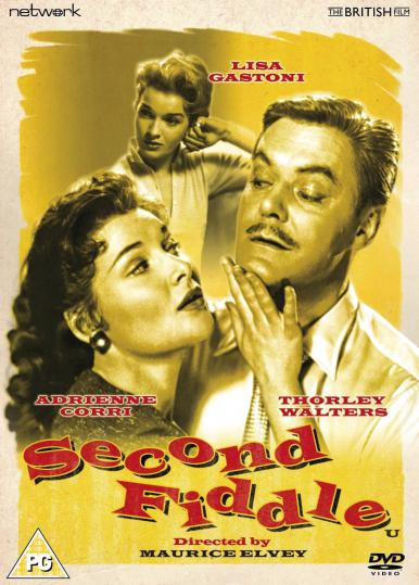 Second Fiddle DVD from Network and The British Film