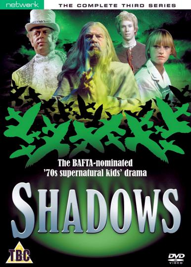 Shadows DVD with Ronald Hines
