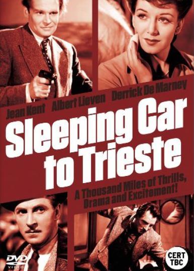 Sleeping Car to Trieste DVD