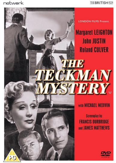 The Teckman Mystery DVD from Network and The British Film.  Features Margaret Leighton.