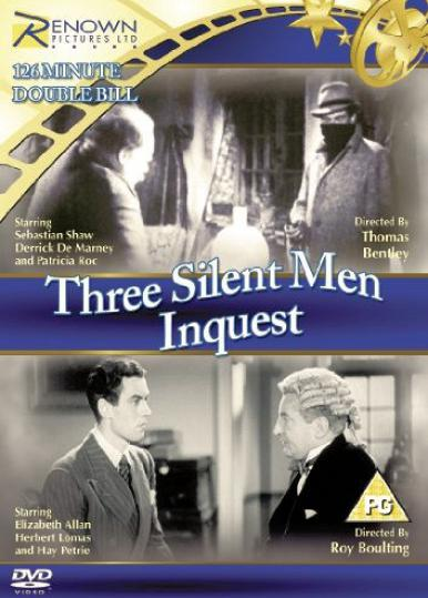 Three Silent Men DVD