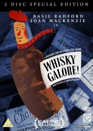Whisky Galore! DVD from Optimum, 2005