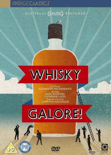 Whisky Galore! DVD from Optimum, 2011