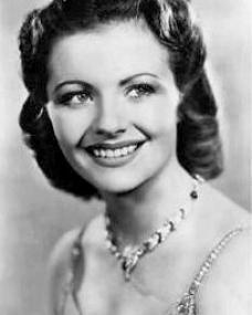 Margaret Lockwood (as Helene Ardouin) in a photograph from Alibi (1942) (1)