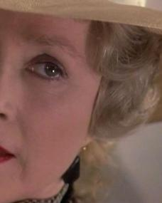Screenshot from Appointment with Death (1988) (4) featuring Piper Laurie