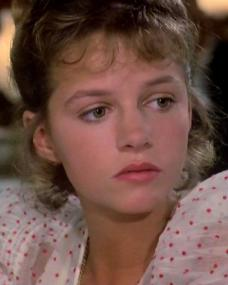 Screenshot from Appointment with Death (1988) (8) featuring Amber Bezer