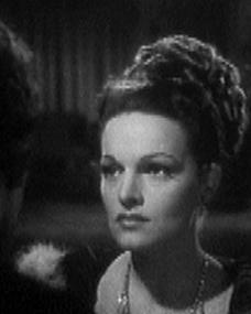 Linden Travers (as Augusta Leigh) in a screenshot from The Bad Lord Byron (1948) (4)