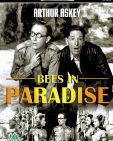 Bees in Paradise DVD