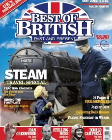 Best of British magazine with Joan Greenwood.  May, 2012. Joan Greenwood – the siren voice.