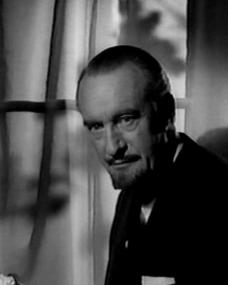 George Sanders (as Landru) in a screenshot from Bluebeard's Ten Honeymoons (1960) (5)