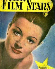 British Film Stars magazine with Margaret Lockwood.