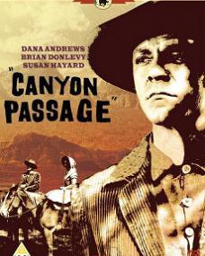 Canyon Passage DVD