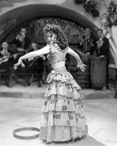 Photograph from Caravan (1946) (1) featuring Jean Kent as Rosal