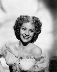 Margaret Lockwood (as Nell Gwynne) in a photograph from Cardboard Cavalier (1949) (14)