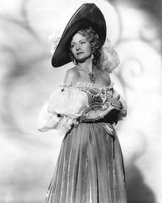 Margaret Lockwood (as Nell Gwynne) in a photograph from Cardboard Cavalier (1949) (26)