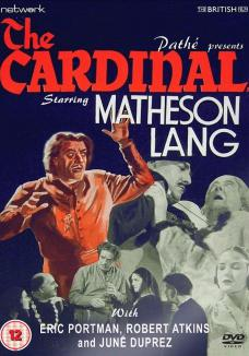 The Cardinal DVD from Network and the British Film