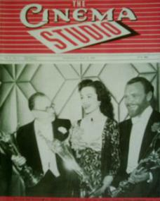 Cinema Studio magazine with J. Arthur Rank and  Margaret Lockwood.  12th May, 1948, issue number 7.