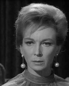 Joan Greenwood (as Nandina) in a photograph from Danger Man (1960-62) (2)