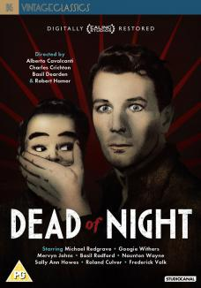 Dead of Night DVD from Studio Canal and Vintage Classics