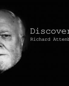 Main title from the 2021 'Discovering: Richard Attenborough' episode of Discovering Film (1)
