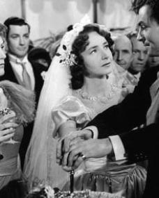 Lucy Moore (Phyllis Calvert), Charlotte Lee (Dulcie Gray) and Geoffrey Lee (James Mason) in a scene from Arthur Crabtree's 1945 film, They Were Sisters