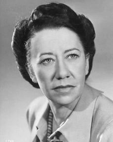 British actress Flora Robson