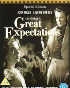 DVD cover of Great Expectations (1946) (1)