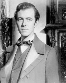 Michael Denison (as Henry Brodrick) in a photograph from Hungry Hill (1947) (14)