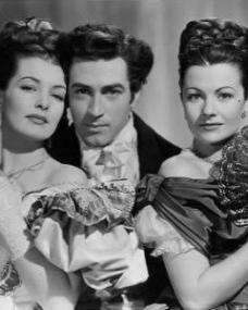 Patricia Roc (as Dilys), Dermot Walsh (as Barney Hatton) and Margaret Lockwood (as Jassy Woodroffe) in a photograph from Jassy (1947) (25)