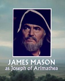 Main title from Jesus of Nazareth (1977) (14). James Mason as Joseph of Arimathea