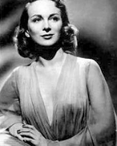 Photo of Joan Greenwood in a low-cut dress