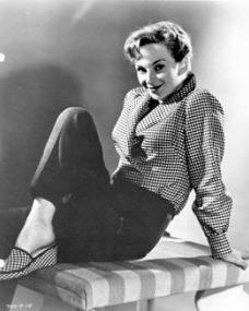 Photograph of Joan Greenwood (17)