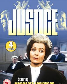 Margaret Lockwood in the Network DVD release of Justice series one