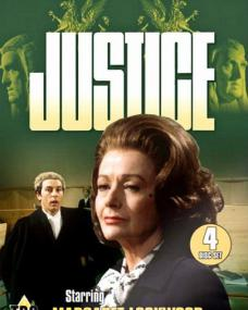 Justice DVD – The Complete Third Series from Network (2015).  Features Margaret Lockwood and Anthony Valentine.