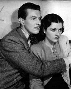 Photograph from The Lady Vanishes (1938) (12) featuring Michael Redgrave and Margaret Lockwood