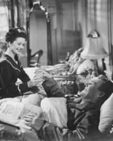 Margaret Lockwood (as Ann Markham) in a photograph from Look Before You Love (1948) (4)