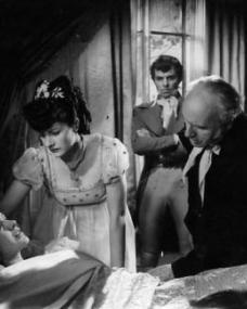 Phyllis Calvert (as Clarissa Richmond) and Margaret Lockwood (as Hesther Shaw) in a photograph from The Man in Grey (1943) (2)