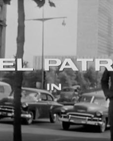Main title from The Man Inside (1958) (4). Nigel Patrick in