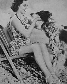 Margaret Lockwood (as Catherine Lawrence) in a photograph from Bank Holiday (1938) (5)