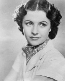 photograph of British actress Margaret Lockwood in Bank Holiday (1939)
