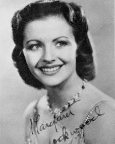 Photograph of Margaret Lockwood (107)