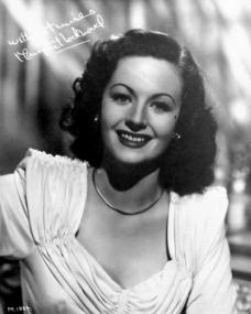 Photograph of Margaret Lockwood (120)