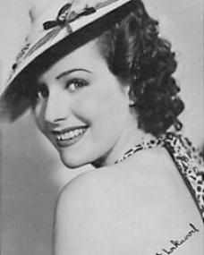 Photograph of Margaret Lockwood (127)